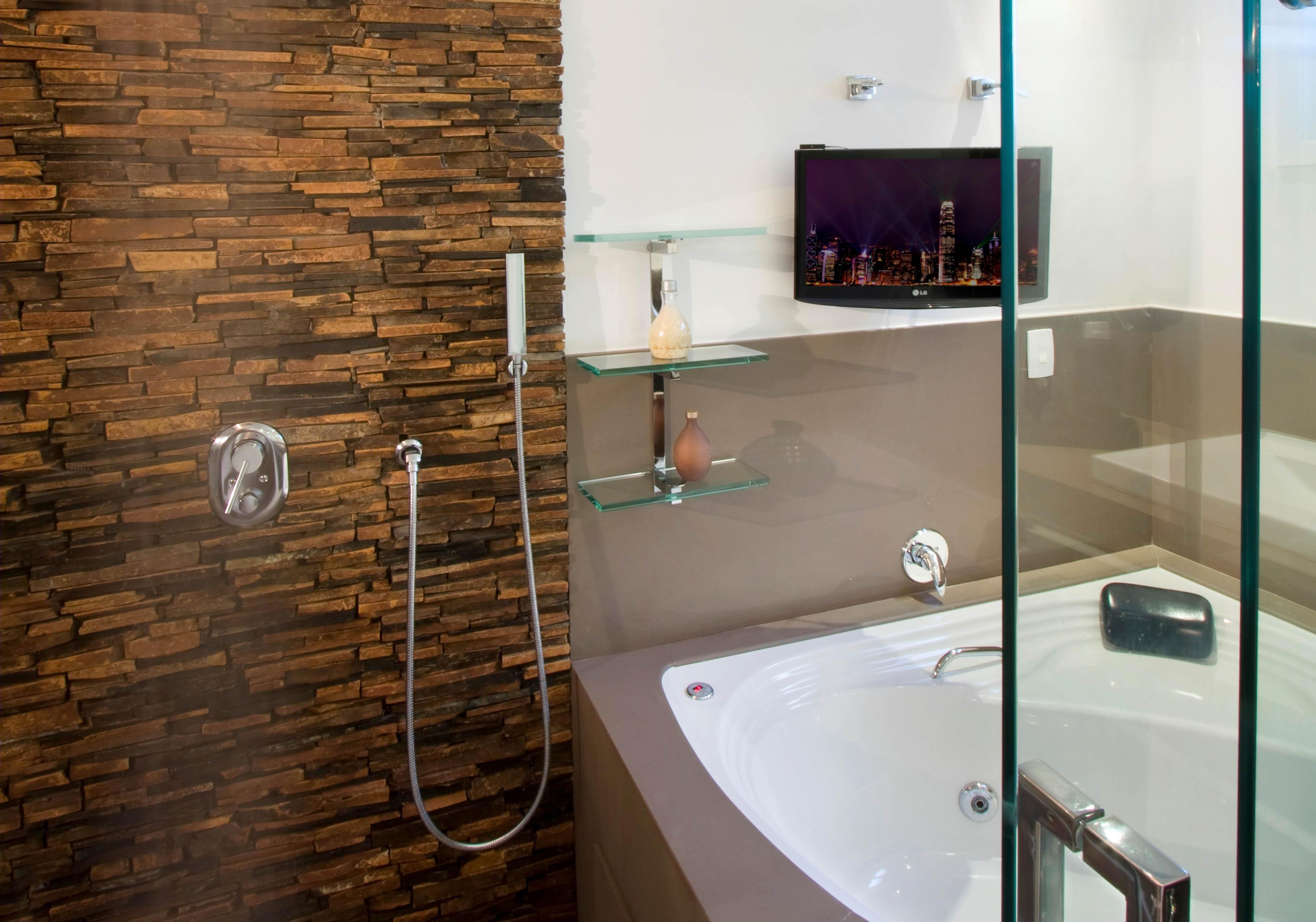 Conhecido 5 dicas de revestimento para lavabos e banheiros - Espaço do  YU79